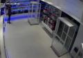 Dos menores robaron en un local de computación y fueron filmados