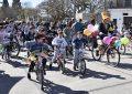 Bicicleteada en la Costanera
