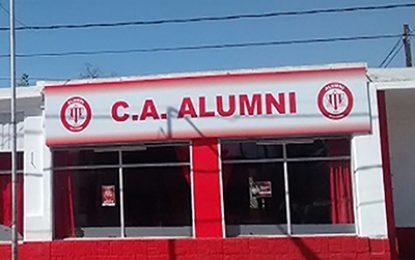 Alumni tiene el once confirmado