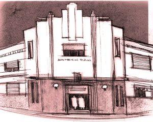 Edificio de la Asistencia Pública