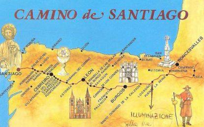 El Camino del finado Santiago