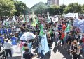 No habrá movilización en la ciudad y Garmendia reclamó por un paro