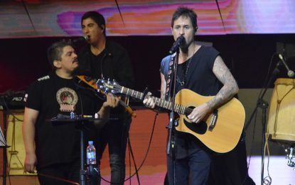 Fabricio Rodríguez vuelve esta noche a los escenarios