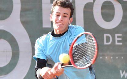 Bruno Caula avanzó a los cuartos de final en el Sport