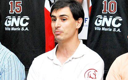 Emanuel Alonso se va de Sparta