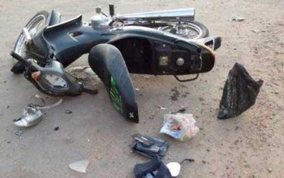 Siete heridos, entre ellos un menor de 2 años que fue embestido por un auto