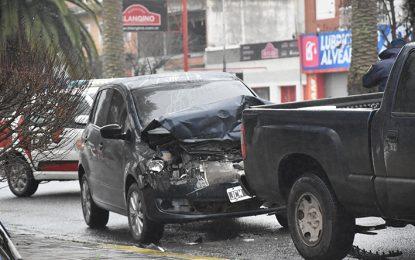 Un conductor con severos y múltiples traumatismos