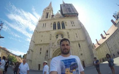 Federico Neyra ya está en Hungría