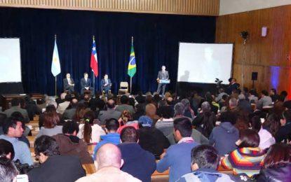 Presencia local en evento internacional