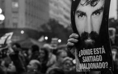 El tema de Santiago Maldonado en las aulas no generó polémica en la ciudad