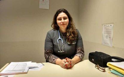 En el Pasteur ya realizan prácticas los futuros médicos