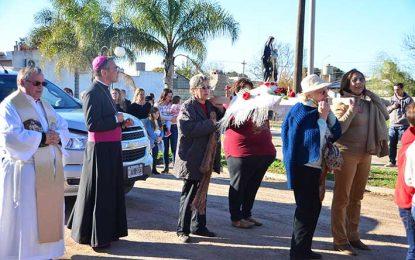 """La comunidad """"vivió"""" Santa Rosa"""