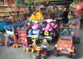 Crecieron las ventas por el Día del Niño