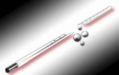 El mundo le dice adiós a los termómetros de mercurio