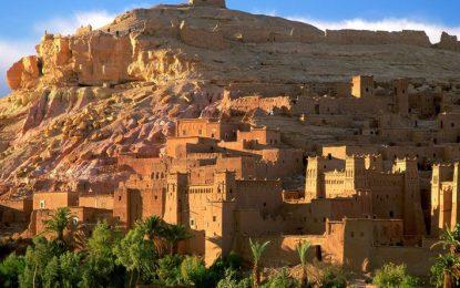 Espejismo del pre-Sahara
