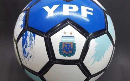 """YPF no le """"da pelota"""""""
