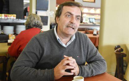 """Beto Beltrán: """"En octubre vamos a  estar peleando la novena banca"""""""