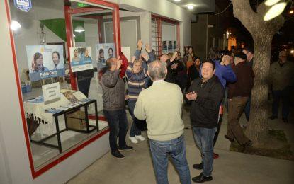 El kirchnerismo celebró en Villa María y llamó al PJ a hacer una autocrítica
