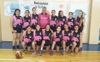 Municipal de Tío Pujio en el Campeonato Nacional