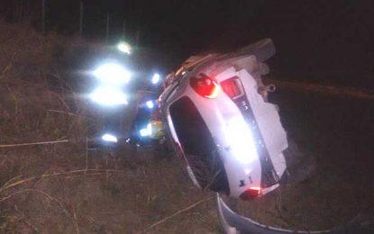 Dos accidentes resultaron fatales