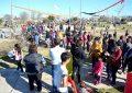 El clima acompañó los festejos multitudinarios de los chicos