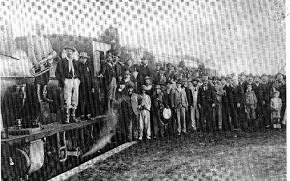 A 150 años de la llegada del ferrocarril