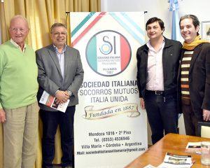 La Sociedad Italiana celebra sus 130 años