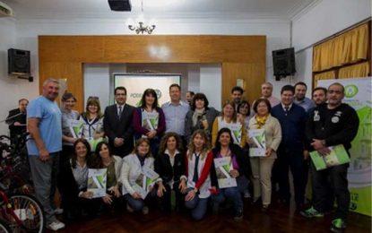 El municipio repartió más de 45 mil pesos del estacionamiento medido
