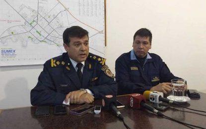 """""""Se hace necesario oxigenar"""" la Policía, dijo el jefe de la Unidad Departamental"""