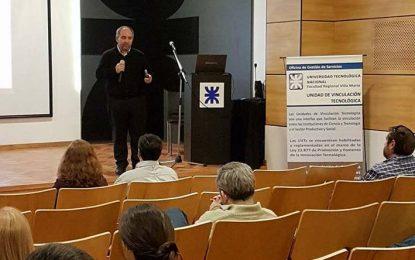 """Ideas innovadoras y aprendizajes ofreció el """"Villa María Emprende"""""""