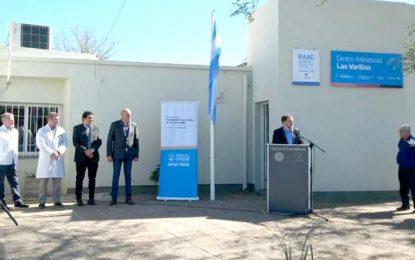 Abrieron tres nuevos centros de asistencia para adictos