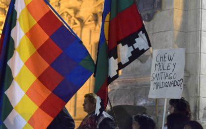 Discriminación,  mapuches y  Maldonado
