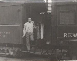 Camino al olvido: la última  partida del Ferrocarril Belgrano