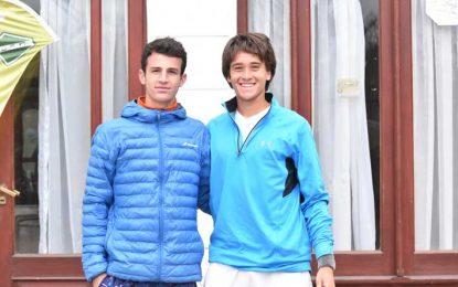 Bruno Caula ya está en semifinales