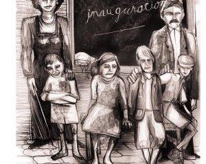 Primeros pasos de la Escuela Justo José de Urquiza