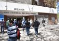 Imágenes de las elecciones en Villa María