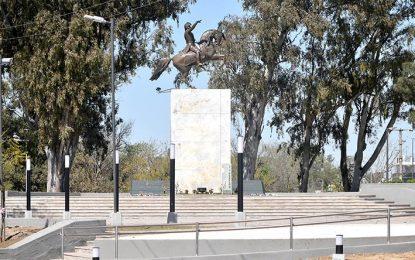 Acerca del monumento a San Martín
