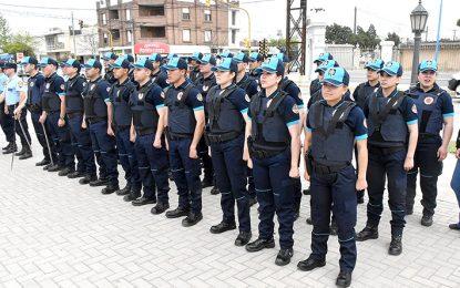 El jefe policial dijo que se trabajará sobre las causas de los delitos