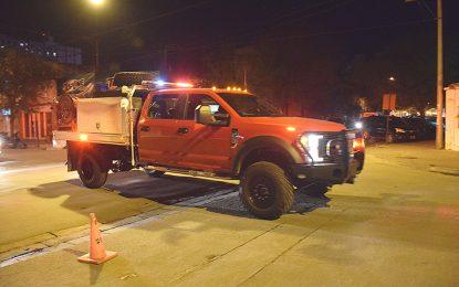 Nueva unidad para combatir incendios forestales