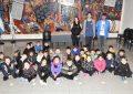 En la Cooperativa Comunicar recibimos a alumnos de jardín