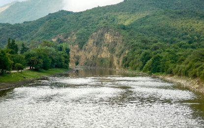 Al paso del río Cosquín