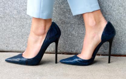 El lado oscuro de tus zapatos