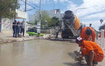 Se abrieron los sobres para la licitación de la obra de gas natural en siete barrios