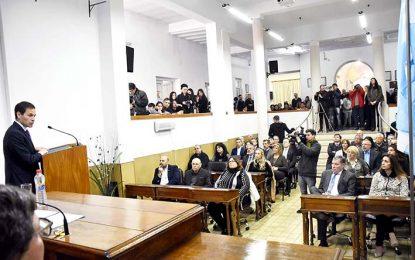 El intendente Martín Gill concurrirá  hoy al Concejo Deliberante