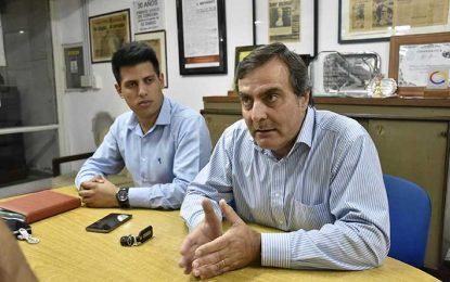 """Beltrán propone que distribuyan más fondos a Córdoba por """"gastar el suelo"""""""