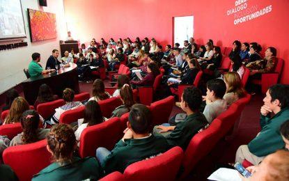 Más de 80 estudiantes en el cierre del Mercosur Joven