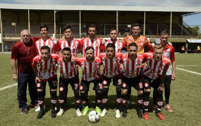 Alumni vs. Peñarol (galería de fotos)