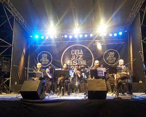 La Villa María Big Band en el Festival de Jazz