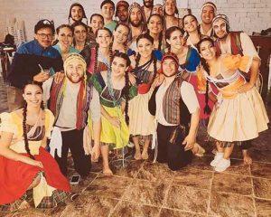 La Agrupación Folklórica ganó el Pre-Cosquín