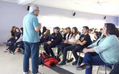 En el Rivadavia quieren crear una cooperativa estudiantil